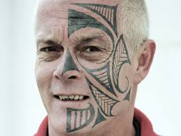 30 artistic face tattoos slodive
