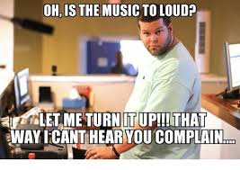 Arti Meme - oh is the music to loud arti letme turn it up that way cant hear