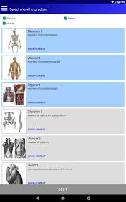 Quiz Anatomy Anatomy Quiz Android Apps On Google Play