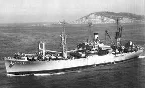 USS Mathews (AKA-96)