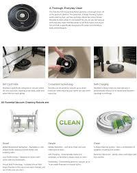 Roomba On Laminate Floors Irobot Roomba 650 Robotic Vacuum Cleaner Review