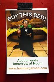 the hamburger bed photo gallery