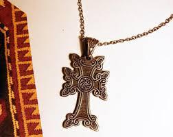 armenian crosses armenian cross etsy