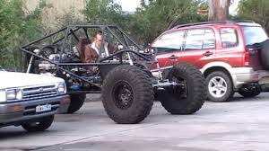 After 4 Years The Rock Crawler Moves Under It U0027s Own Power Youtube