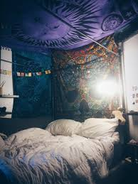 Psychedelic Room Decor Hippie Room Ideas Bedroom Inspired Stoner Psychedelic Abstract