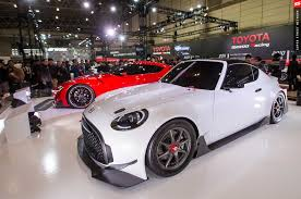 cars toyota 2016 toyota unveils s fr racing concept at tokyo auto salon 2016