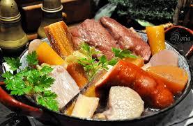 cuisiner les l馮umes anciens potée aux légumes anciens la cuisine de doria
