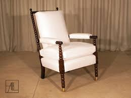Printed Chairs by Furniture Elegant Bobbin Chair For Classic Armchair Design Ideas