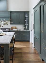 green paint color kitchen cabinets 11 green kitchen cabinet paint colors we swear by painted