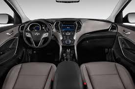 2010 hyundai santa fe price 2016 hyundai santa fe sport cockpit interior photo automotive com