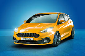 Ford Focus Colours 275bhp Ford Focus St To Head 2018 Line Up Autocar