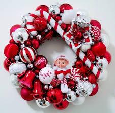 erika makes a fabulous wreath using our ornament