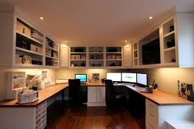 Using Kitchen Cabinets For Home Office Home Office Cabinet Design Ideas Inspiring Goodly Mesmerizing