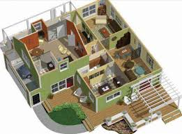 3d house floor plans 3d house floor plans images homeca