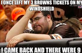 Meme Shot - cleveland browns tickets meme fantasy futures nfl memes