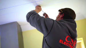 csr electrical ltd first fix wiring for downlights youtube