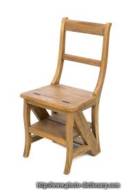 Library Chair Library Chair Photo Picture Definition At Photo Dictionary