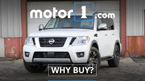 nissan armada buy here pay here why buy 2017 nissan armada review youtube