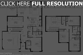 floor plan 2 story house simple two story house design us extraordinary 2 small floor plans