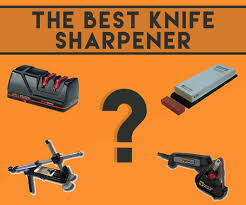 best way to sharpen kitchen knives knife sharpening equipment what are the options