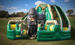 balloon adventure bouncer house for sale