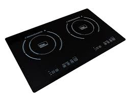Magnetic Cooktop Amazon Com True Induction Ti 2b Counter Inset Double Burner