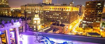 Philadelphia by Rooftop Bars U0026 Lounge In Philadelphia Stratus Lounge