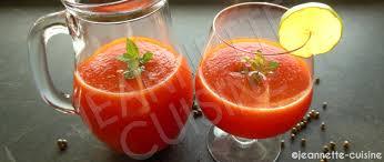 cuisiner la papaye jus de papaye boisson jeannette cuisine