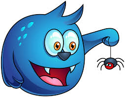 halloween png blue halloween monster png clipart image gallery yopriceville