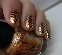 how to zebra nails blahblueblog