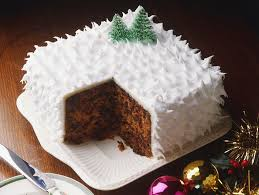Christmas Cake Decorating Articles by Traditional British Christmas Cake Recipe