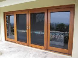 Wooden Sliding Patio Doors Exciting Wooden Sliding Door Handle Gallery Ideas House Design