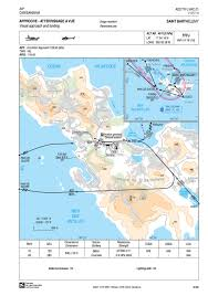 St Barts Island Map by Every Step Needed To Fly Into St Barths Boldmethod