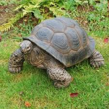 large tortoise resin garden ornament 69 99 lawn ornaments