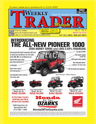 weekly trader april 14 2016 by weekly trader issuu