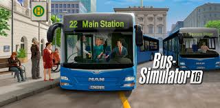 bus simulator 16 be my bus