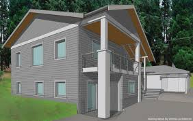 seattle green home building project maple leaf passive house