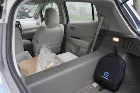 nissan leaf back maximum express courier u0027s electric vehicle victoria ev club