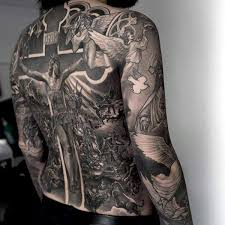 100 religious sleeve tattoos for men image result for