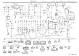 toyota ecu wiring diagram toyota wiring diagrams instruction