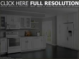 white kitchen cabinets with white appliances maxbremer decoration