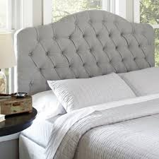 Upholstered Headboard King Beige Headboards You U0027ll Love Wayfair