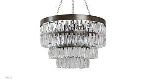 Faux Crystal Chandeliers Bedroom Contemporary Crystal Chandelier Black Chandelier For