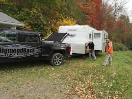 Truck Bed Trailer Camper Elevation Of Mansfield Pa Usa Maplogs