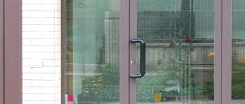 portoncini ingresso in alluminio lorenzo calvitti serramenti porte alluminio taglio termico