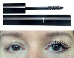Mascara Chanel products we le volume de chanel mascara