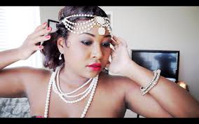 daisy buchanan costume halloween halloween tutorial 1920s josephine baker youtube