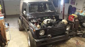 jeep samurai for sale suzuki samurai 4 3 vortec v6 conversion fast