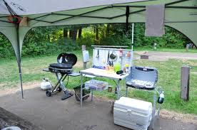 Coleman Camp Kitchen With Sink by August 2013 Outdoor Furniture Products