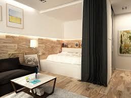 interior small spaces with beauteous studio apartment design
